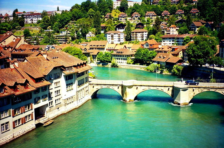 Image result for aare river bern