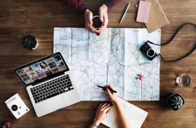 Trip Planning by Rawpixel on Unsplash
