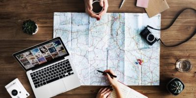 Trip Planning by Rawpixel on Unsplash