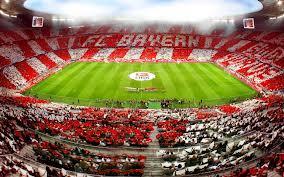 inside the stadium (on the web)