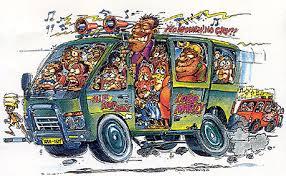Congested matatu (on the web)