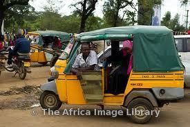 African tuk tuk (on the web)